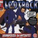 """Lootpack - Soundpieces: Da Antidote!, 3xLP + 7"""", Reissue"""