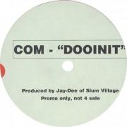 """Common - Dooinit, 12"""", Promo"""