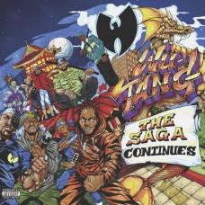 Wu-Tang - The Saga Continues, 2xLP