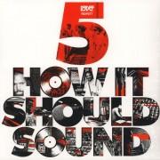 Damu The Fudgemunk - How It Should Sound 5, LP