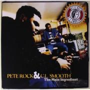 Pete Rock & C.L. Smooth - The Main Ingredient, 2xLP, Reissue