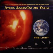Afrika Bambaataa And Family - The Light, LP