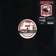 Jurassic 5 - Work It Out / In The House, 12""