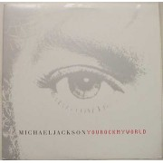 "Michael Jackson - You Rock My World, 12"", Promo"