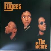 Fugees - The Score, 2xLP, Reissue