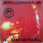 "Jeru The Damaja - D. Original, 12"", Promo"