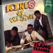 Kings Of Pressure - Slang Teacher, LP