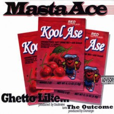 Masta Ace - Ghetto Like... / The Outcome, 12""