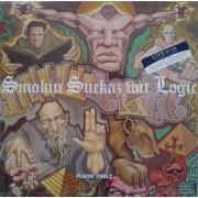 Smokin Suckaz Wit Logic - Playin' Foolz, LP