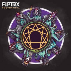 Fliptrix - Polyhymnia, 2xLP