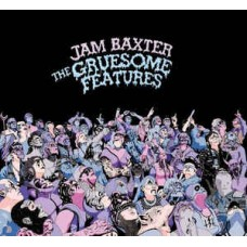 Jam Baxter - The Gruesome Features, 2xLP. Repress