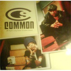 Common - All Night Long, 12""