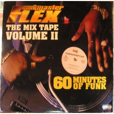 Funkmaster Flex - The Mix Tape Volume II (60 Minutes Of Funk), 2xLP