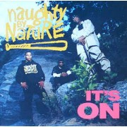Naughty By Nature - It's On, 12""