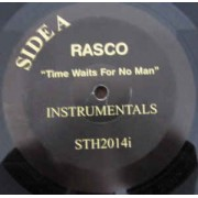 Rasco - Time Waits For No Man (Instrumentals), 2xLP