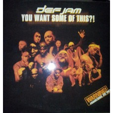 Various - You Want Some Of This?!, 2xLP, Promo