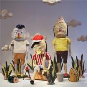Jam Baxter & Ed Scissor - Laminated Cakes, LP
