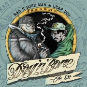 "Rag'n'Bone Man & Leaf Dog - Dog 'N' Bone EP ‎, 12"", EP, Repress"