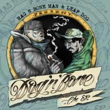 """Rag'n'Bone Man & Leaf Dog - Dog 'N' Bone EP , 12"""", EP, Repress"""