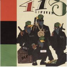 415 - 41fivin, LP, Reissue