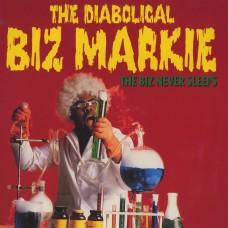 Biz Markie - The Biz Never Sleeps, LP