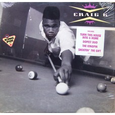 Craig G - The Kingpin, LP