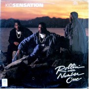 Kid Sensation - Rollin' With Number One, LP
