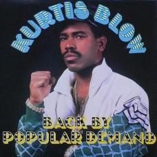 Kurtis Blow - Back By Popular Demand, LP