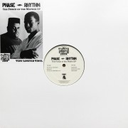 Phase-N-Rhythm - The Force Of The Matrix EP, 12""