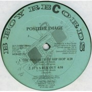 Positive Image - The Mozart's Of Hip Hop, 12""