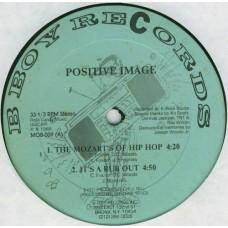 "Positive Image - The Mozart's Of Hip Hop, 12"""