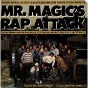 Various - Mr. Magic's Rap Attack, 2xLP