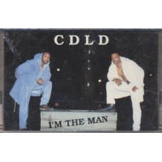 CDLD - I'm The Man, Cassette, Maxi-Single
