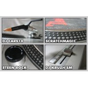 DJ Cars10, Scratchmagic, Steen Rock, DJ Kruzh'em - 4 Ways Of Rockin', Cassette