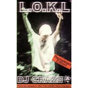 DJ Craze - L.O.K.L., Cassette, Reissue