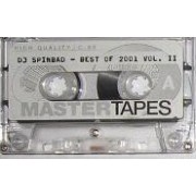 DJ Spinbad / DJ Revolution - Best Of 2001 / Volume II, Cassette