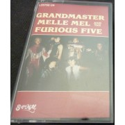 Grandmaster Melle Mel & The Furious Five - Grandmaster Melle Mel & The Furious Five, Cassette