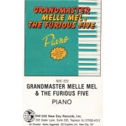 Grandmaster Melle Mel & The Furious Five - Piano, Cassette