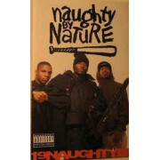 Naughty By Nature - 19 Naughty III, Cassette