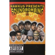 Various - Rawkus Presents Soundbombing II, Cassette