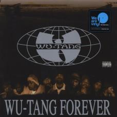 Wu-Tang Clan - Wu-Tang Forever, 4xLP, Reissue