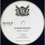 "Cormega - Dirty Game / Dirty New York, 12"", Promo"