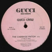 Gucci Crew II - The Cabbage Patch, 12""