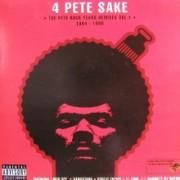 Pete Rock - 4 Pete Sake-The Pete Rock Years Remixes Vol 1, 2xLP