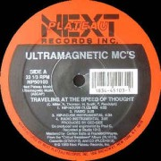 Ultramagnetic MC's - Traveling At The Speed Of Thought / A Chorus Line, 12""
