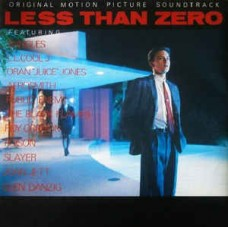 Various - Less Than Zero (Original Motion Picture Soundtrack), LP