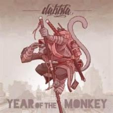 Dabbla - Year Of The Monkey, 2xLP