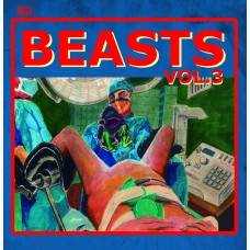 Various - Beasts Vol. 3, LP (Pre-order! Out: 09.03.2018)