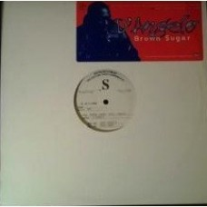 D'Angelo - Brown Sugar, LP, Test Pressing