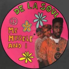 "De La Soul - Me Myself And I, 12"", Picture Disc"